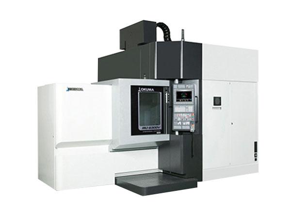 5轴数控立式加工中心UNIVERSAL CENTER MU-6300V