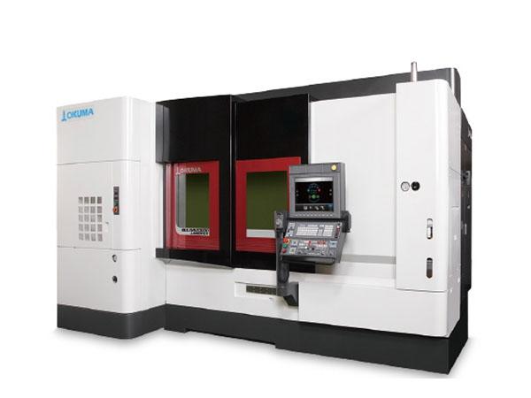 超级复合加工中心MULTUS U5000 LASER EX