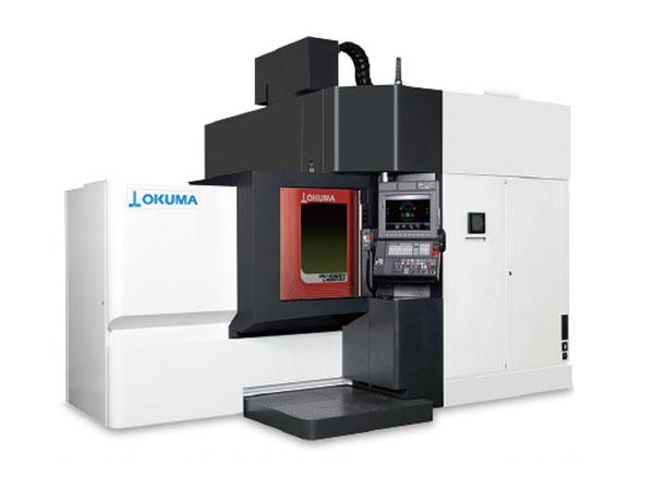 超级复合加工中心MU-5000V LASER EX