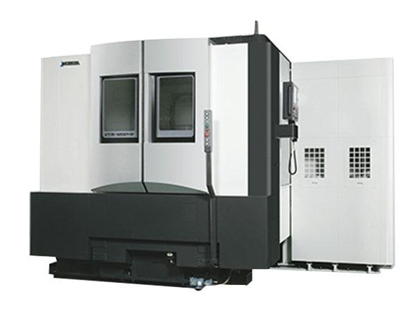 5轴数控立式复合加工中心VTM-2000YB