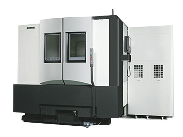 5轴数控立式复合加工中心VTM-80YB