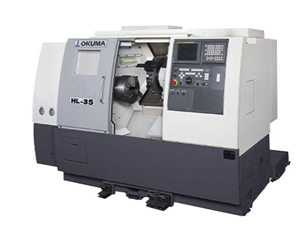单刀架数控车床HL-20