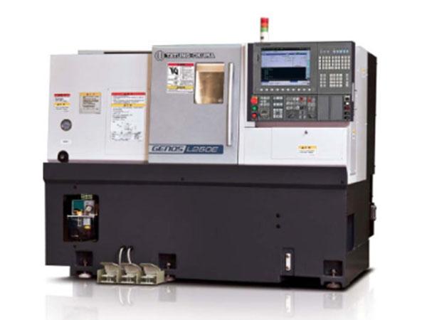 GENOS L250/400II-e系列数控车床