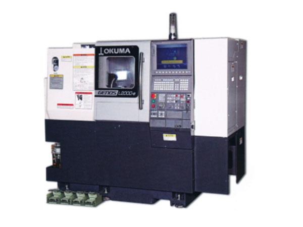 GENOS L2000/3000-e系列数控车床和车削中心